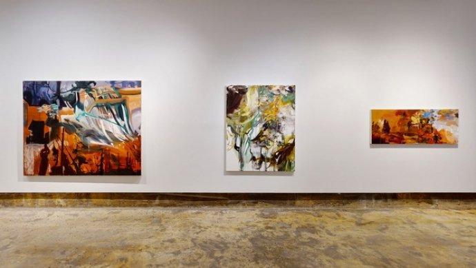 Slag Galerie Ausstellung 2020