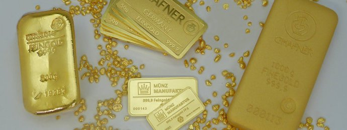 NTG24 - Berkshire Hathaway steigt bei Barrick Gold ein