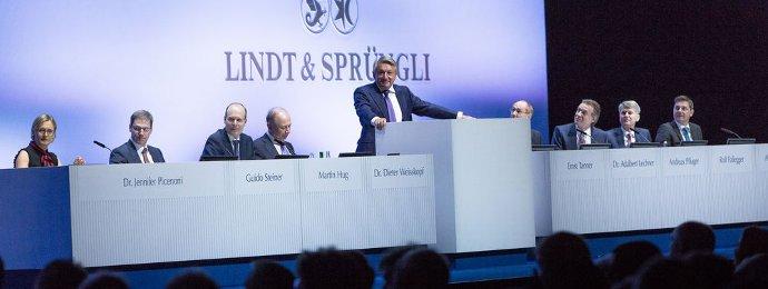 NTG24 - Lindt & Sprüngli verzeichnet hervorragende Geschäftsentwicklung im ersten Halbjahr