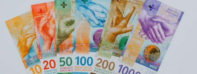NTG24 - Der Schweizer Franken wird wieder härter